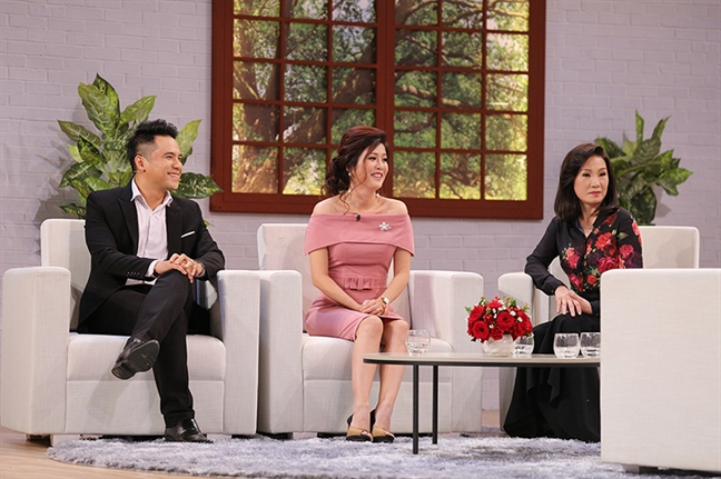 NSUT Kim Xuan: Vo chong con xich mich, toi mang con trai minh