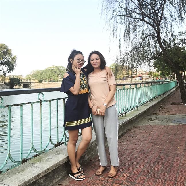 Me Phuong My Chi: Khong co chuyen gia dinh dua vao Phuong My Chi ma song