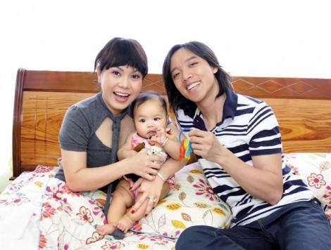 Chồng Việt Hương lặng lẽ đứng sau thành công của vợ