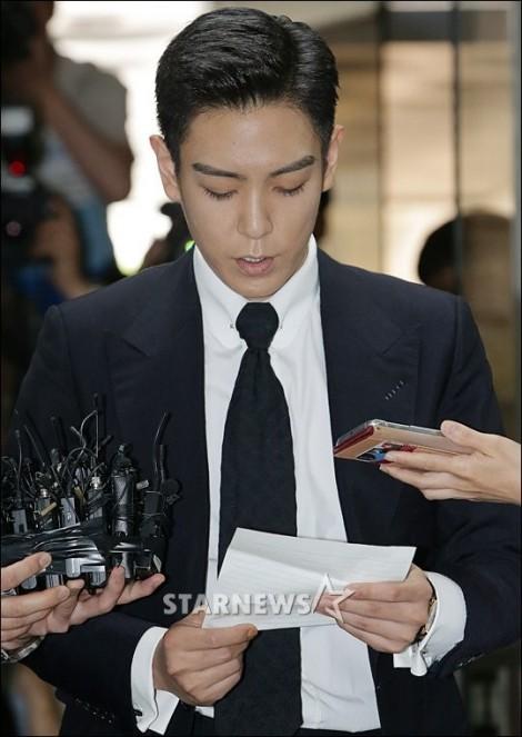 Đơn vị lính nghệ sĩ phải giải thể sớm sau scandal hút cần sa của T.O.P (Big Bang)