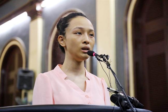 Hoa hau Phuong Nga se vo toi theo… khoa hoc phap ly?
