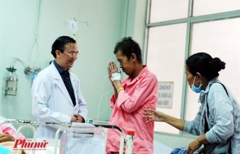 Bác sĩ Bệnh viện Chợ Rẫy cứu sống đồng nghiệp Campuchia mắc bệnh lạ