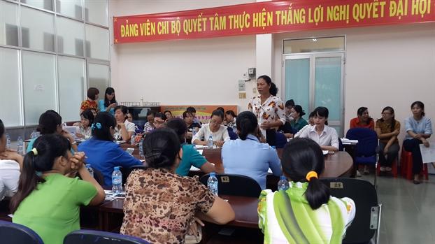 Huyen Nha Be: Hon 46 ty dong giup phu nu lam an