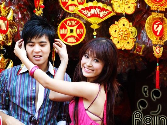 Dam Vinh Hung va nhung nguoi ban than hat tuong nho Wanbi Tuan Anh