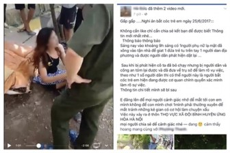 Phao, tung, share, câu 'like'... tin đồn bắt cóc trẻ em: Gây bất an, rối loạn cho cộng đồng