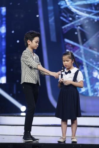 Cô bé mù bất ngờ bị loại tại 'Thần tượng Âm nhạc nhí 2017'