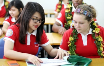 Điểm chuẩn vào Trường đại học Kinh tế- Tài chính TPHCM tăng