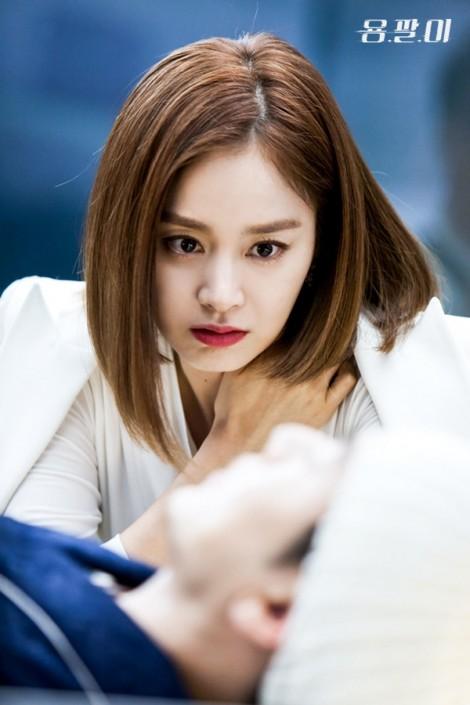 Các kiểu tóc đẹp của mỹ nhân châu Á