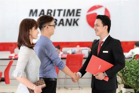 Maritime Bank được phép mở mới 13 chi nhánh
