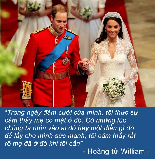 Tinh yeu vo bo cua cac hoang tu Anh danh cho Cong nuong Diana