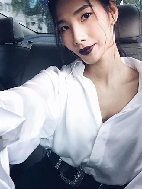 Trào lưu son môi thâm được mỹ nhân Việt yêu thích