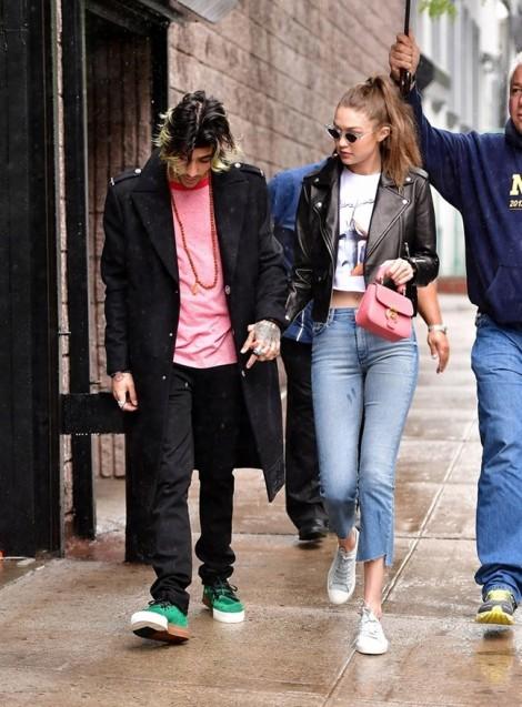 Gu thời trang 'không thể chê' của cặp đôi hot nhất trời Tây