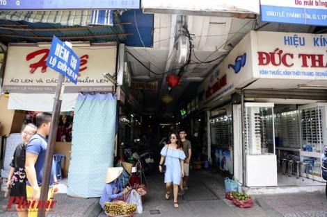 Điểm mặt những tiệm làm móng lâu đời ở Sài Gòn tại hẻm nail Lê Thánh Tôn