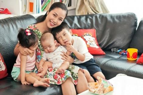 Ốc Thanh Vân: 'Tôi chọn dinh dưỡng khoa học phù hợp để giúp con phát triển cả IQ lẫn EQ'