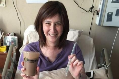 Uống được ly trà sữa đặc biệt, người phụ nữ mãn nguyện rời khỏi cõi đời