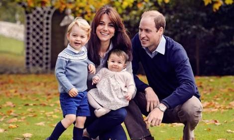 Vì sao Hoàng tử William và Công nương Kate cấm hai con dùng iPad