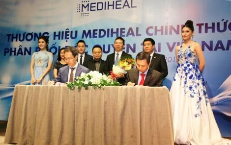 Thương hiệu Mediheal chính thức phân phối độc quyền tại Việt Nam