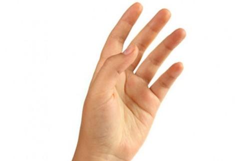 Đáp án tìm bàn tay
