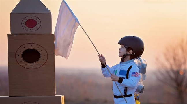De nghi 'bao ve Trai Dat', be 9 tuoi duoc NASA hoi dap bat ngo