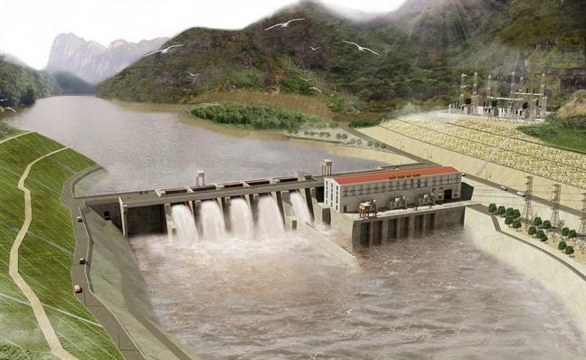 Quang Ngai 'bat den xanh' lam thuy dien 'sieu nho' 0,7 MW