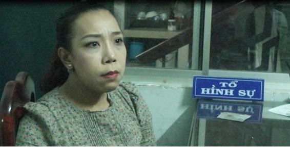 Vu nu phong vien Hoang Uyen mao danh bao Phu Nu TP.HCM: Co chang 'duong day' tong tien doanh nghiep?