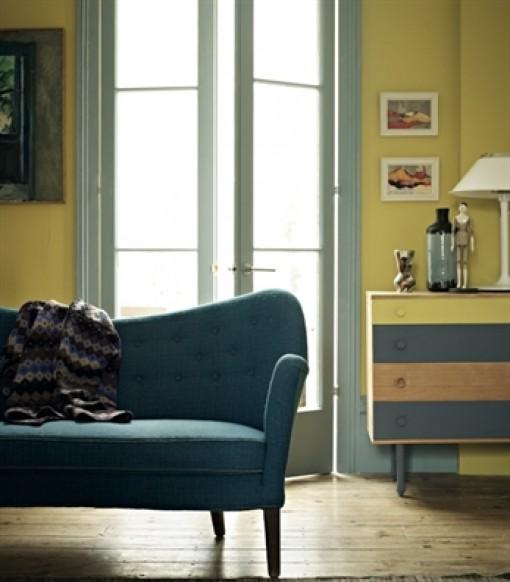 5 sắc màu tạo không gian hạnh phúc cho ngôi nhà