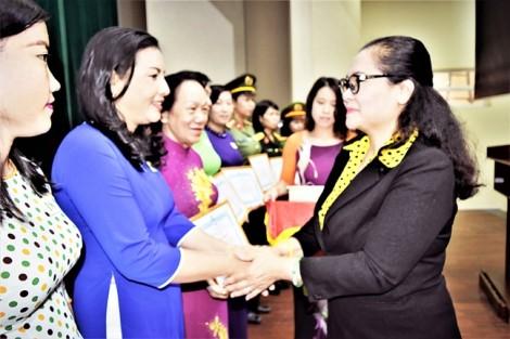 Hội và phụ nữ cùng khẳng định vị thế trên nhiều lĩnh vực