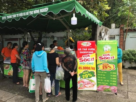 Thịt heo thảo mộc Sagri VietGAP khuyến mãi 25% trong tháng 8