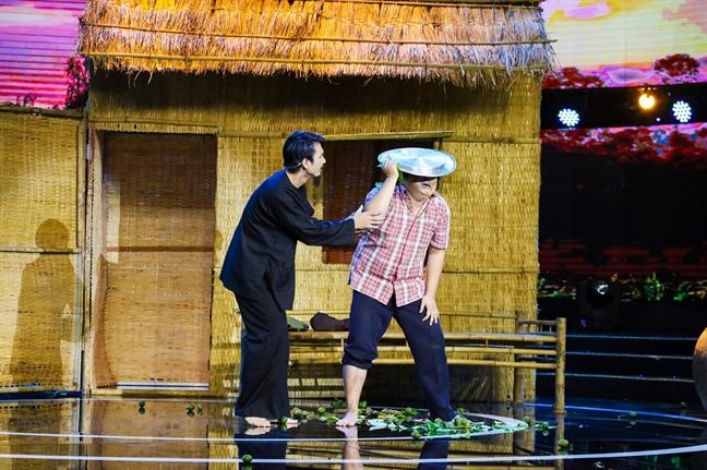 Phuong Dung tranh cai voi Bach Tuyet vi Le Nguyen Truong Giang