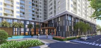 Dự án An Gia Garden chuyển đổi trái phép trung tâm thương mại thành office-tel
