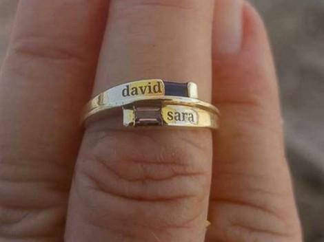Nhờ mạng xã hội, người mẹ tìm lại được chiếc nhẫn gắn với con trai đã mất