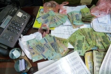 Nữ Bí thư Đảng ủy phường điều hành đường dây lô đề tiền tỉ