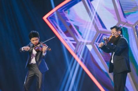 Nghệ sĩ violon Đình Bình: Càng kỳ vọng càng áp lực cho con