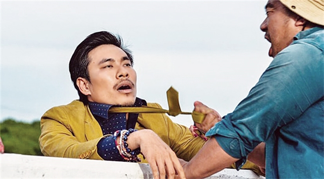 Kieu Minh Tuan: Hao quang nhu bong may