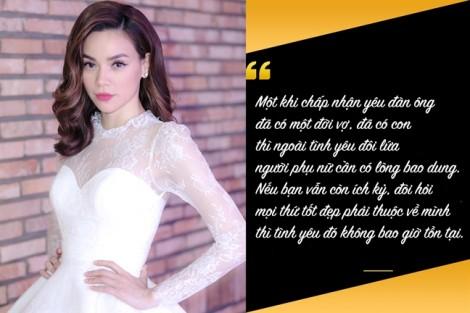 Những phát ngôn ấn tượng trong tuần của nghệ sĩ Việt