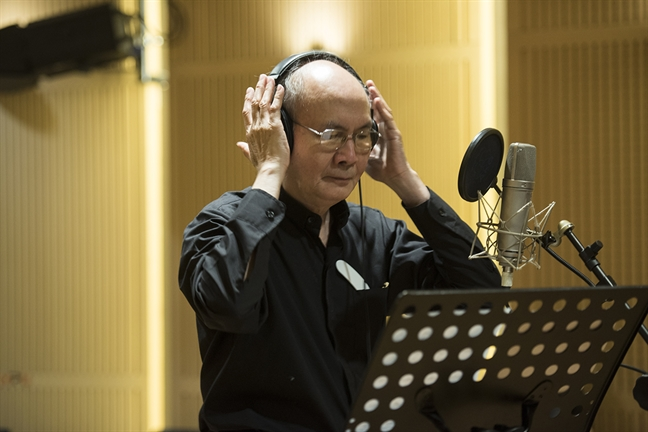 NS Duc Tri: Toi 'noi da ga' khi nghe nhac si Vu Thanh An hat