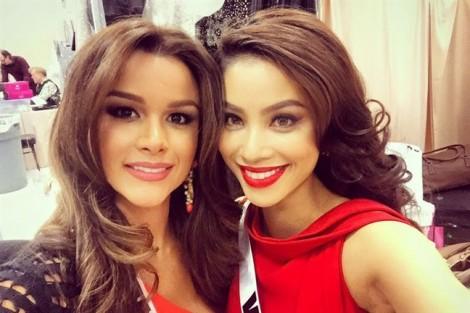 Hoa hậu Hoàn vũ Dominica: 'Tôi sốc khi Phạm Hương trượt top 15 Miss Universe'