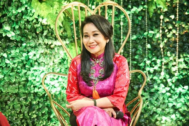 Nghe si cai luong Thanh Hang: 'Toi mong duoc chet tren san khau'