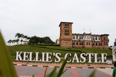Kellie's, lâu đài ma nổi tiếng của Malaysia