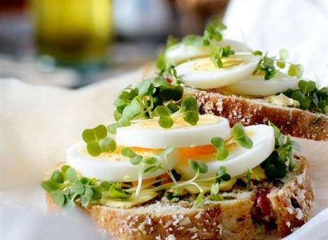 10 khẩu phần ăn sáng giảm cân 'thần tốc' dễ mang đến công sở