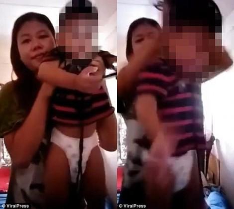 Giận chồng không nghe điện thoại, mẹ dùng dây thừng thắt cổ con trai