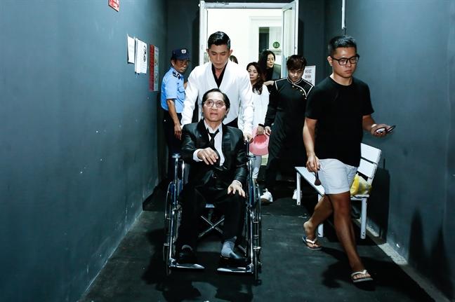NSUT Truong Son bi thuong khi ho tro Le Nguyen Truong Giang tranh ngoi quan quan
