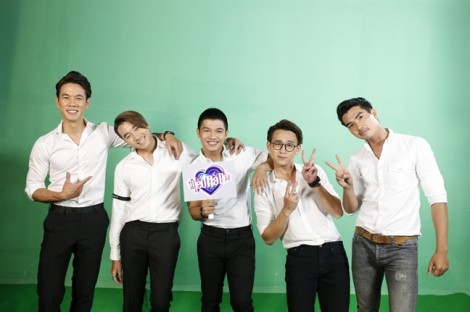 Gameshow tỏ tình lên sóng Việt Nam