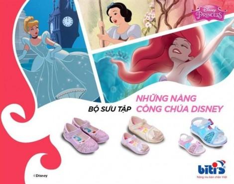 Tân binh mới của Biti's kết hợp cùng Disney, cho bé hân hoan mùa tựu trường
