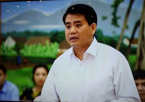 Đã xử lý 18 Chủ tịch, Phó Chủ tịch quận huyện ở Hà Nội vì trật tự xây dựng
