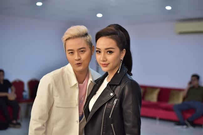 Thanh Duy phoi hop cung Bang Di di 'do tre'