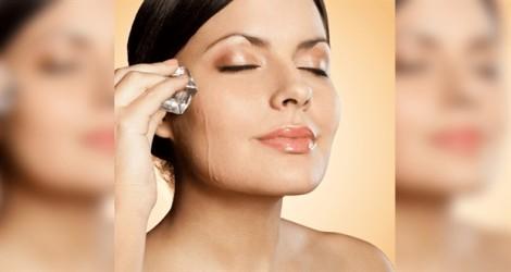 Công dụng của đá viên với làn da bạn nên biết