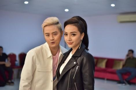 Thanh Duy phối hợp cùng Băng Di đi 'dỗ trẻ'