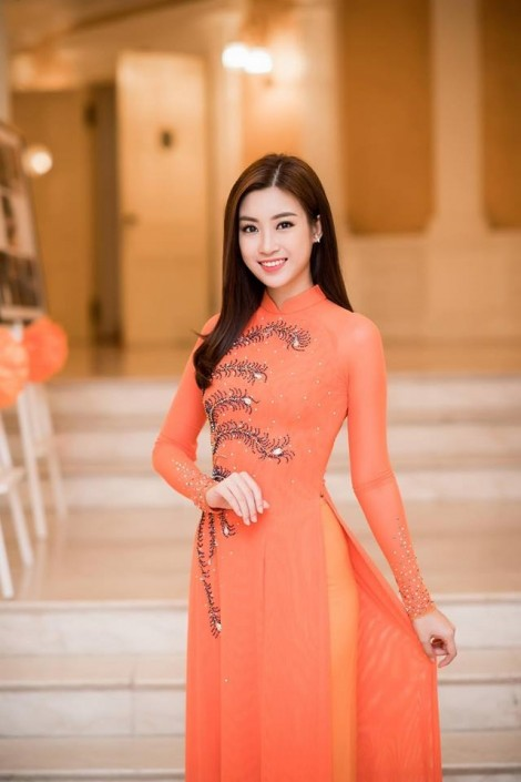 Đỗ Mỹ Linh dự thi Hoa hậu Thế giới 2017: cuộc 'hội ngộ' 10 năm của Hoa hậu Việt Nam