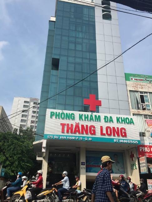 Hai chu chau to phong kham Thang Long lua tien, hu doa ky hop dong tren ban mo